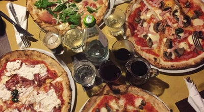 Photo of Pizza Place Pizzeria Mediterranea at Via Guglielmo Marconi 11, Perugia, Italy
