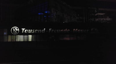 Photo of Historic Site Tausend-Freunde-Mauer at Gelsenkirchen, Germany