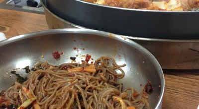 Photo of Ramen / Noodle House 청운닭갈비막국수 at South Korea