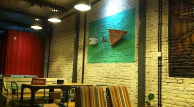 Photo of Pizza Place Industrie Coffee & Pizza at Jl. Soekarno Hatta Ruko D3, Malang, Indonesia