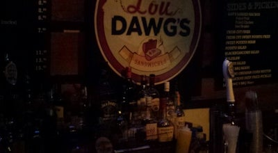 Photo of BBQ Joint Lou Dawg's B-B-Q! at 589 King St. W, Toronto, ON M5V 1M5, Canada