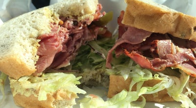Photo of Sandwich Place Lorenzo's Sandwich Shop at 911 Villa Ave, Belmont, CA 94002, United States