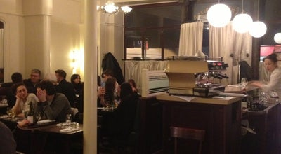 Photo of French Restaurant Le Chateaubriand at 129 Avenue Parmentier, Paris 75011, France