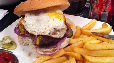 Photo of Burger Joint Mr. Jack at Av. Presidente Kennedy 5413, Local 380, Parque Arauco - Las Condes, Santiago 7560994, Chile
