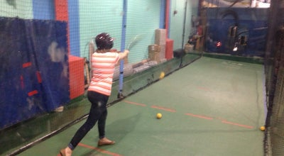 Photo of Athletics and Sports Chelsea Batting Cages at 181 11th Ave, New York, NY 10011, United States