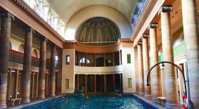 Photo of Bath House Stadtbad Neukölln at Ganghoferstr. 3, Berlin 12043, Germany