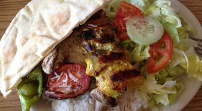 Photo of Middle Eastern Restaurant Haji-Baba at 1513 E Apache Blvd, Tempe, AZ 85281, United States
