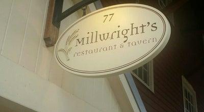 Photo of American Restaurant Millwright's Restaurant & Tavern at 77 West St, Simsbury, CT 06070, United States