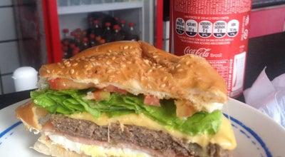 Photo of Burger Joint Lanchonete São Francisco at Av. Floriano Peixoto, 237, Penedo 57200-000, Brazil