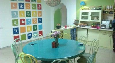 """Photo of Cafe Вільний простір """"Риба Андрій"""" / Ryba Andriy at Вул. Князя Володимира Великого, 13, Дніпропетровськ 49000, Ukraine"""
