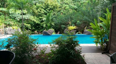 Photo of Hotel Pumilio Mountain & Ocean hotel at Costa Rica