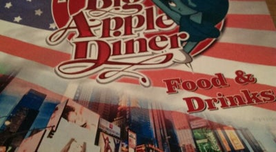 Photo of American Restaurant Big Apple Diner at Schillerstr. 7, Ludwigshafen am Rhein 67071, Germany