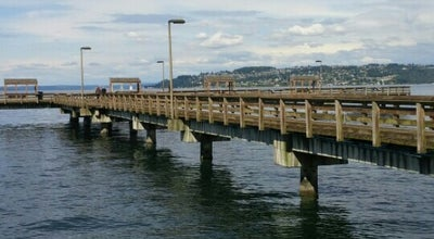 Photo of Beach Les Davis Marine Park at 30465 N Ruston Way, Tacoma, WA 98407, United States