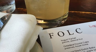 Photo of New American Restaurant FOLC at 226 E Olmos Dr, Olmos Park, TX 78212, United States