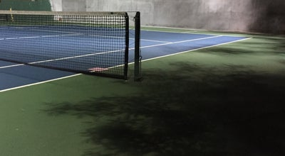 Photo of Tennis Court Tenis at San Pedro Garza García, Mexico