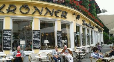 Photo of Cafe Kaffeehaus Krönner at Achenfeldstr. 1, Garmisch-Partenkirchen 82467, Germany