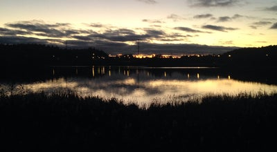 Photo of Lake Ivon Lintutorni at Finland