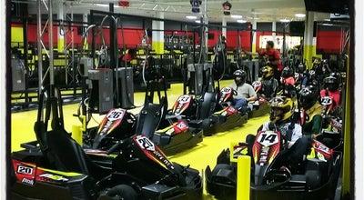 Photo of Go Kart Track Pole Position Raceway Buffalo at 1 Walden Galleria, Cheektowaga, NY 14225, United States