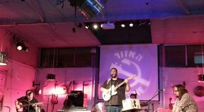Photo of Music Venue The Zone - HaEzor (האזור) at 13 Harechev St., Tel Aviv, Israel