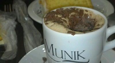 Photo of Coffee Shop Munik Chocolates at Shopping Pátio Iporanga, Santos 11060-003, Brazil