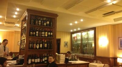Photo of Restaurant Ristorante Tullio at Via San Nicola Da Tolentino 26, Rome 00187, Italy