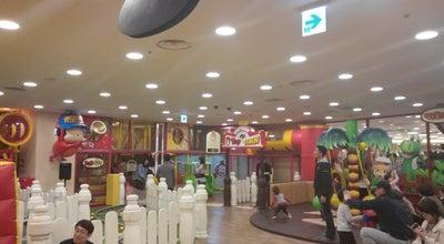 Photo of Playground 코코몽 키즈랜드 at 동안구 호계동 Nc백화점 7층, 안양시, South Korea