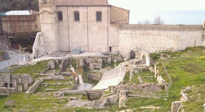 Photo of Historic Site Anfiteatro Romano at Piazza Anfiteatro, Ancona 60121, Italy