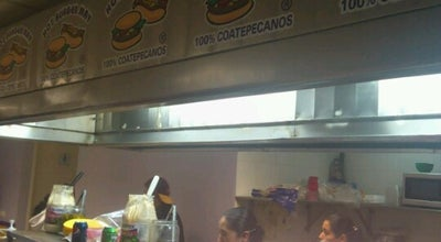 Photo of Burger Joint Hot Burger May at Independencia #42, Coatepec, Mexico