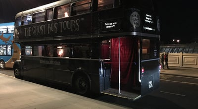 Photo of General Entertainment The Ghost Bus Tours at Edinbourgh, UK, United Kingdom
