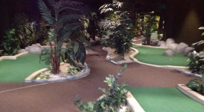 Photo of Tourist Attraction Rainforest Adventure Golf at Unit 6, Dundrum South, Dundrum, Ireland