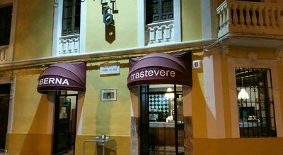 "Photo of Wine Bar Taberna ""El 6"" Trastevere at Spain"