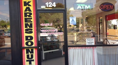 Photo of Donut Shop Karen's Donuts at 1752 E Lugonia Ave #124, Redlands, CA 92374, United States