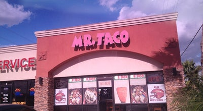 Photo of Mexican Restaurant Mr Taco at San Benito, Tx, San Benito, TX 78586, United States