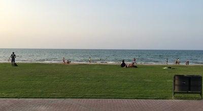Photo of Beach Beach at Grand Hyatt Rd, Medinat Qaboos, Oman