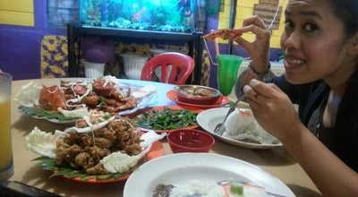 Photo of Asian Restaurant Mandella Tom Yam Seafood at No. 47, Kampung Permas Kelapa, Pontian 82300, Malaysia