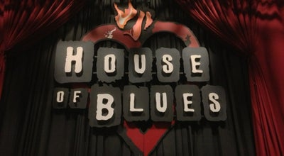 Photo of Music Venue House of Blues Anaheim at 1530 S Disneyland Dr, Anaheim, CA 92802, United States