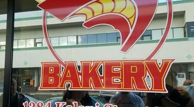 Photo of Bakery Kamehameha Bakery at 1284 Kalani St, Honolulu, HI 96817, United States