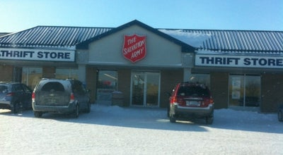 Photo of Thrift / Vintage Store Salvation Army Thrift Store at 1030 Empress St, Winnipeg, MB, Canada