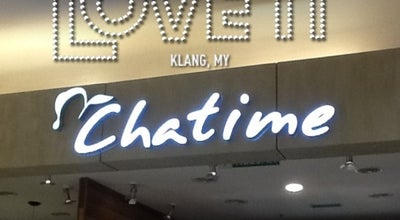Photo of Tea Room Chatime at Aeon Bukit Tinggi Shopping Centre, Klang 41200, Malaysia