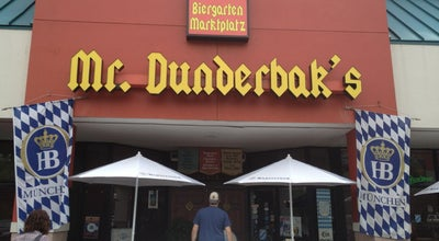 Photo of German Restaurant Mr Dunderbak's at 14929 Bruce B Downs Blvd, Tampa, FL 33613, United States