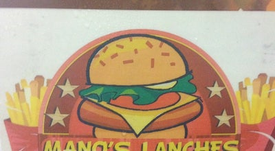 Photo of Burger Joint Manos Lanches at Brazil