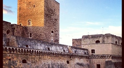 Photo of Castle Castello Normanno Svevo at Piazza Federico Ii Di Svevia, 4, Bari 70122, Italy