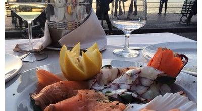 Photo of Italian Restaurant L'Antica Riva at Via Lungo Lario Trieste 50, Como 22100, Italy