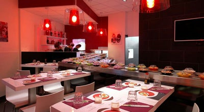 Photo of Japanese Restaurant Sushiko at Largo Caleotto, 10, Lecco 23900, Italy