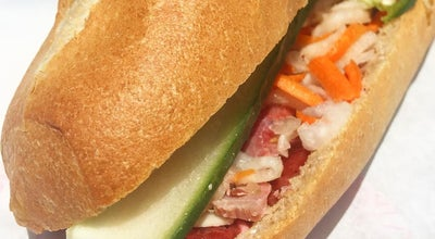 Photo of Vietnamese Restaurant Baguette City at 9505 Garvey Ave, El Monte, CA 91733, United States