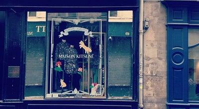 Photo of Clothing Store Maison Kitsuné at 52 Rue De Richelieu, Paris 75001, France