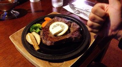 Photo of Steakhouse ステーキハウス ドンファン at 浜町1丁目2-10, 宇部市 755-0065, Japan