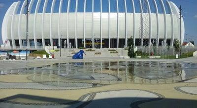 Photo of Concert Hall Arena Zagreb at Lanište 30, Zagreb 10000, Croatia