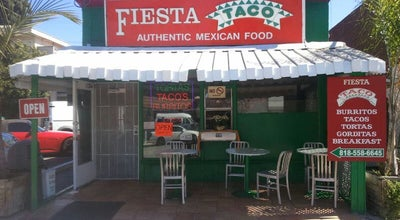 Photo of Mexican Restaurant Fiesta Taco at 1110 N Hollywood Way, Burbank, CA 91505, United States