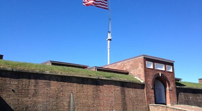 Photo of Historic Site Fort McHenry National Monument and Historic Shrine at 2400 E Fort Ave, Baltimore, MD 21230, United States